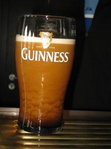 Guinness tapp