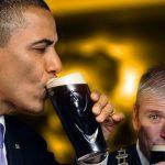Guinness drikker